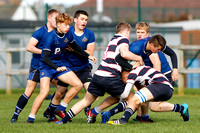 Schools 1st XV - Limavady GS v Wallace HS