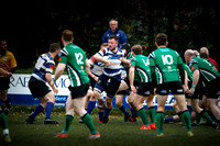 Rugby All Ireland League - Div 2B - City of Derry v Old Crescent