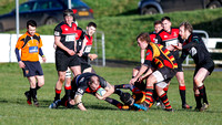 River Rock Towns Cup - Limavady 42 Lurgan 5