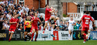 Guinness PRO14 Rugby - Ulster v Scarlets, Belfast, Northern Ireland