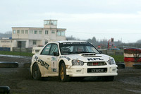 Kirkistown Stages 2005