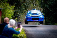 Desi Henry and Liam Moynihan claimed 2nd place on the Tour of the Sperrins Rally.