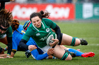Womens 6 Nations - Ireland v Italy 11.2.18