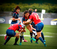 Womans Rugby World Cup - Spain v Hong Kong