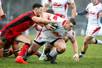 British & Irish Cup - Ulster A v Hartpury RFC 16.12.17